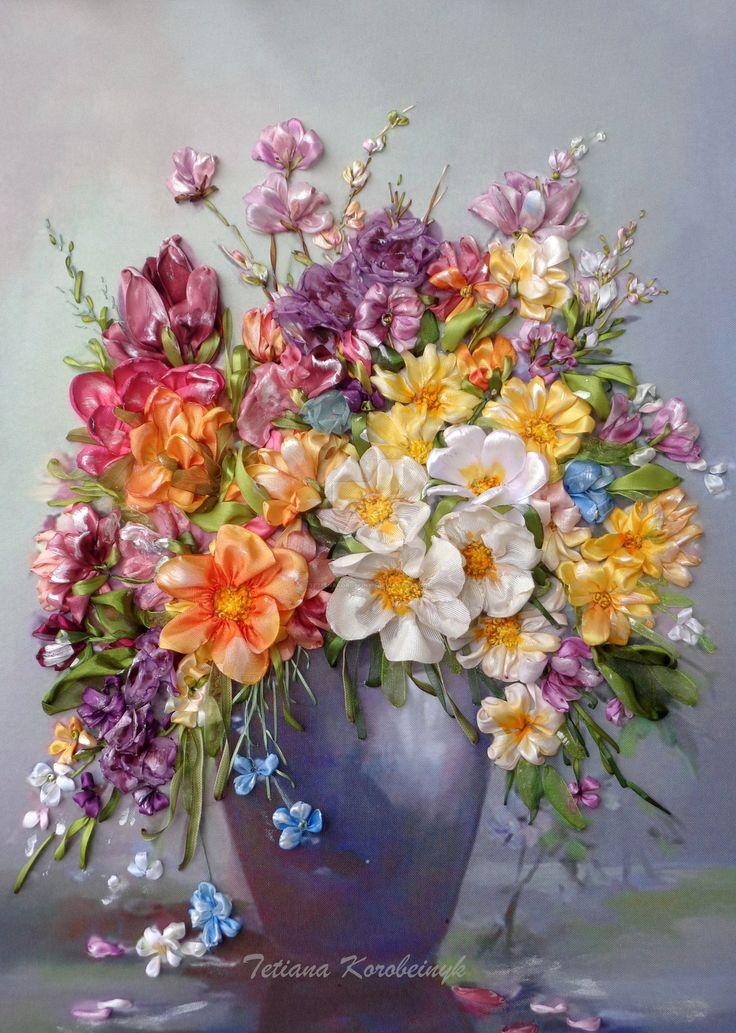 Flowes in vase by TetianaKorobeinyk