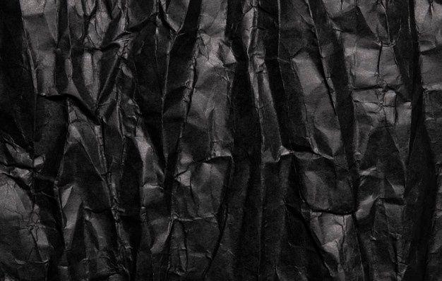 Download Black Crumpled Paper Texture Grunge Background For Free In 2020 Crumpled Paper Textures Paper Texture Crumpled Paper