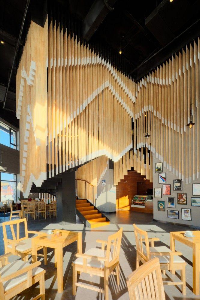 Innenarchitektur skizze cafe  779 besten Café Interior Design Bilder auf Pinterest