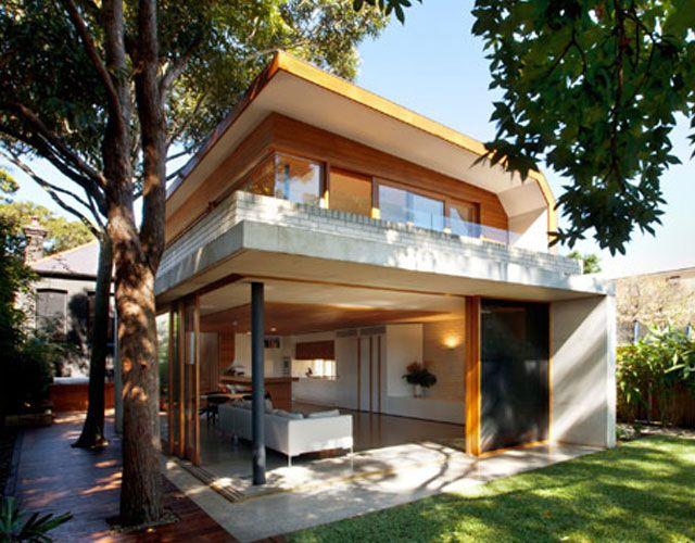 Konsep Desain Rumah Kayu Minimalis Di Wilayah Perkotaan