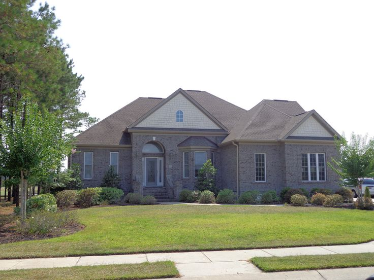 Palmetto brick ashland pinterest - Building river stone walls with mortar sobriety and elegance ...