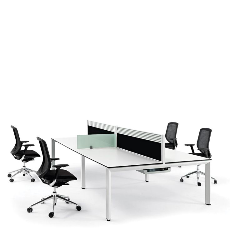 Vital Plus ST Office Bench Desking Is An Intelligent Space Optimising Office  Furniture Solution.
