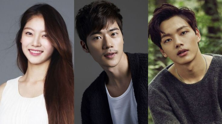 Gong Seung Yeon Confirmed For New tvN Sci-Fi Drama, Kim Kang Woo And Yeo Jin Goo In Talks To Star via @soompi