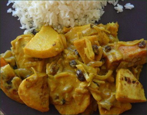 +++ Igname et patate douce sauce coco : OK fait déjà deux fois: super bon et très facile à faire