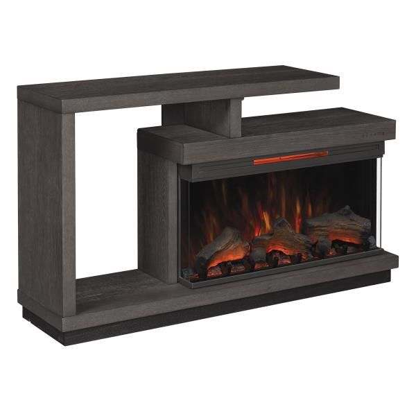 Twin Star Home Tv Stand With Classicflame Panorama Electric