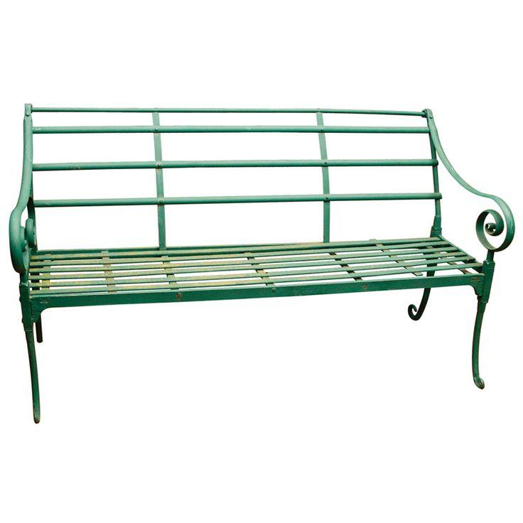 Die besten 20+ Wrought iron garden furniture Ideen auf Pinterest ...