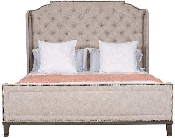 Vanguard Furniture: W537Q HF Glenwood Queen Bed