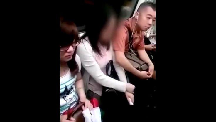 Lihat Modus Pria Mesum terhadap wanita di tempat umum