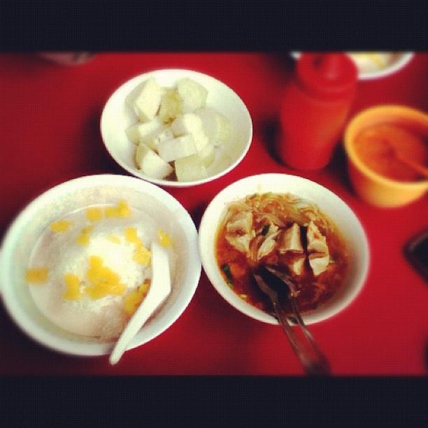 Ini makanku,mana makanmu  - @hendistaa- #webstagram