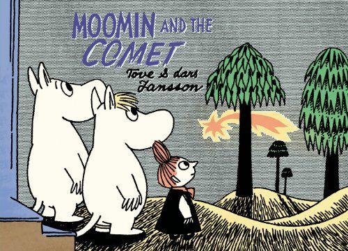 Moomin and the Comet   Lars Jansson http://www.amazon.co.jp/dp/1770461221/ref=cm_sw_r_pi_dp_.3Adub14ZEKCZ