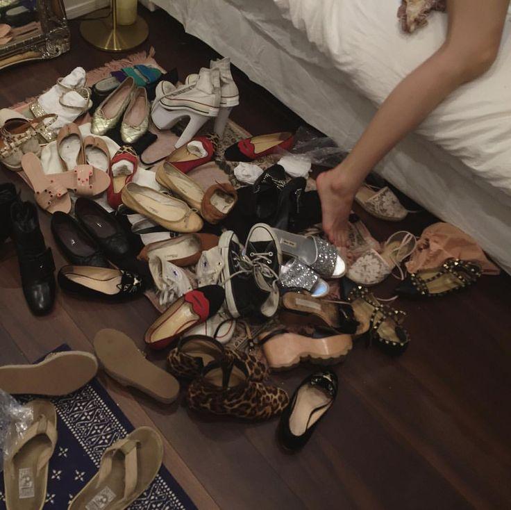 かれんとみきの靴 @door_mag