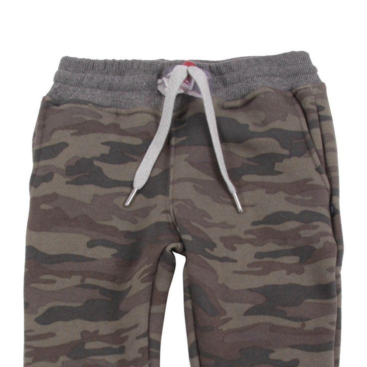 jogger-slim-camouflage-vert-kaki