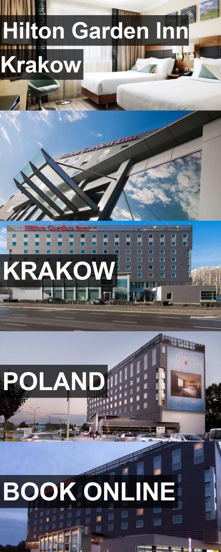 Hotel Hilton Garden Inn Krakow in Krakow, Poland. For more information, photos, reviews and best prices please follow the link. #Poland #Krakow #travel #vacation #hotel
