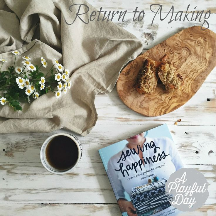Return to Making- podcast episode all about preserving, baking, sewing and crochet. Crafts for the home. Craft and making podcast