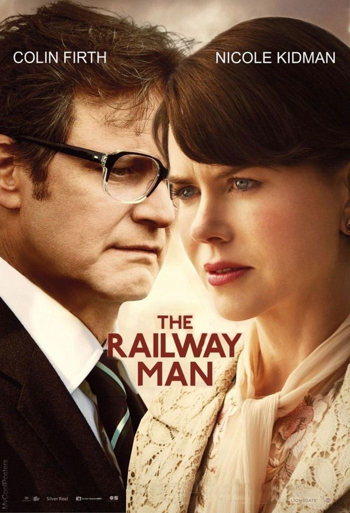 The Railway Man movies and actors Peliculas