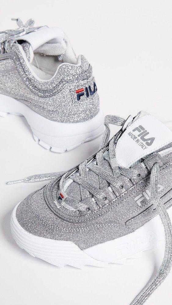 Made in Italy Disruptor II Sneakers   Shoes, Fila disruptors