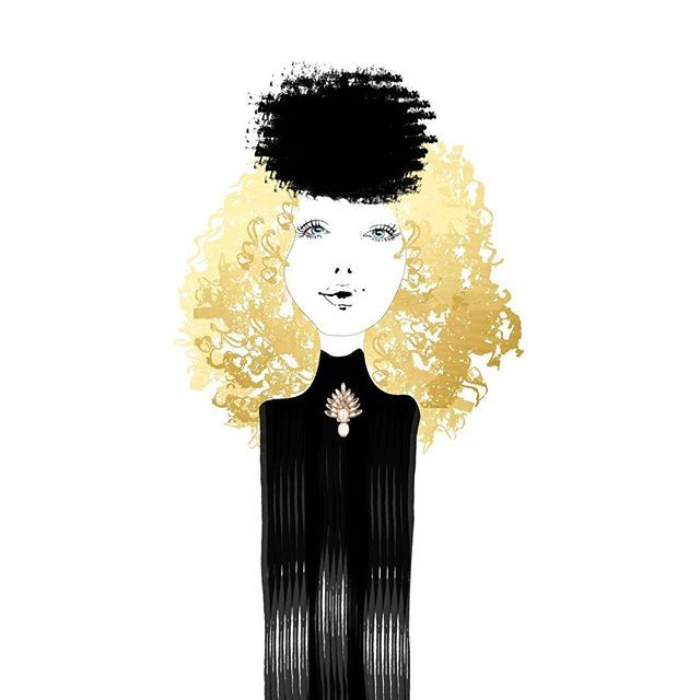 Early winter ©    #illustration #cosminadavid #style #minimalism  #romaniandesign #graphicdesign #drawing #sketch #art #dailydrawing #daily #fashion  #fashionillustration #instadaily #goldhair #blonde #blackstyle #winterfashion #winter #sketchaday #romanianillustrator #design #visualart #digitalart #brushes #painting #creation #creativity #sketchbook #girl