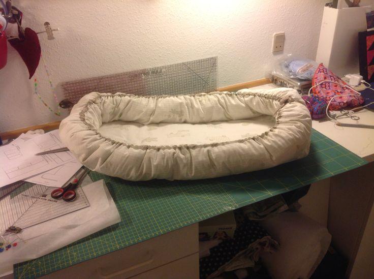 Det var den 3. Baby nest som blev færdig i aftes
