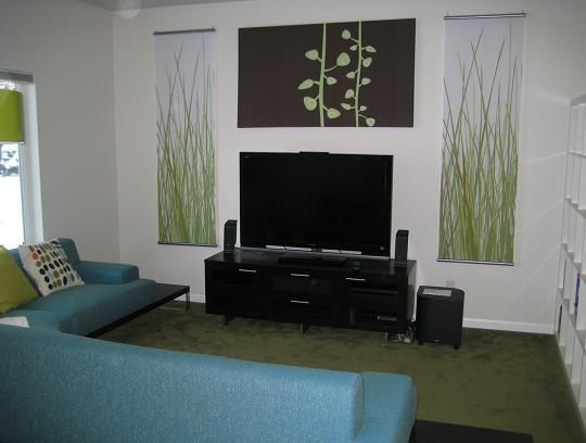 How To Decorate Around The Tv Home Decor Diy Home