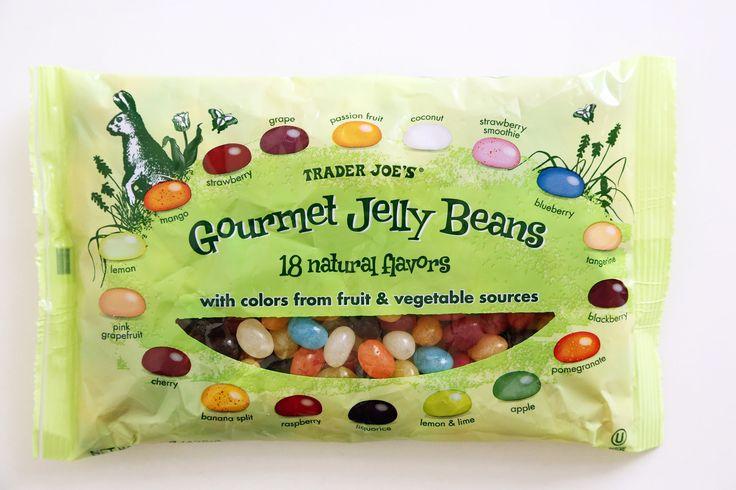 Trader Joe's Gourmet Jelly Beans