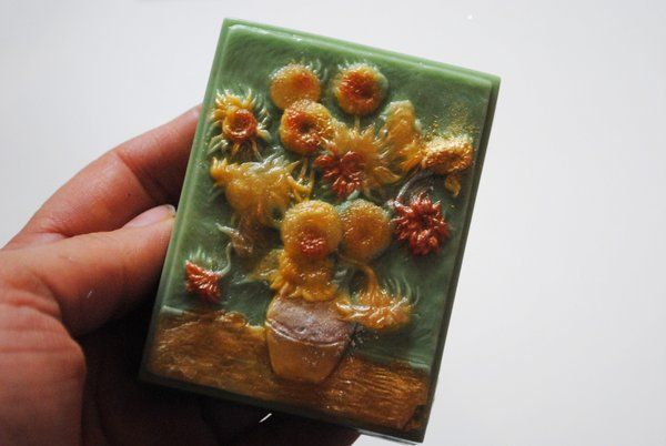 Inspired 'Sunflowers' parody Soap
