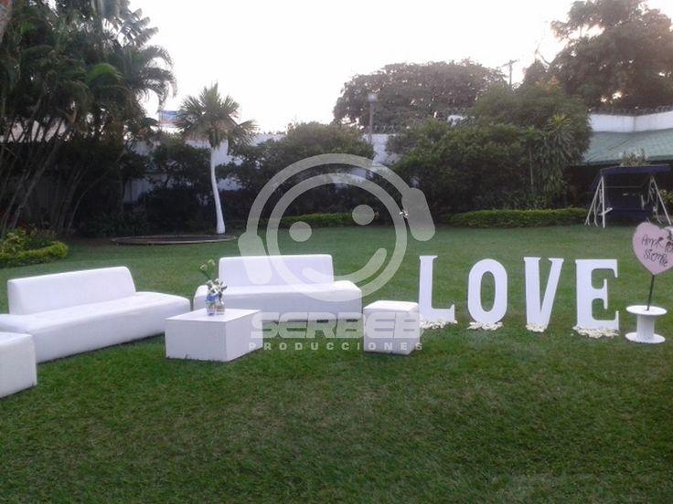 Salas Lounge para espacios al Aire Libre