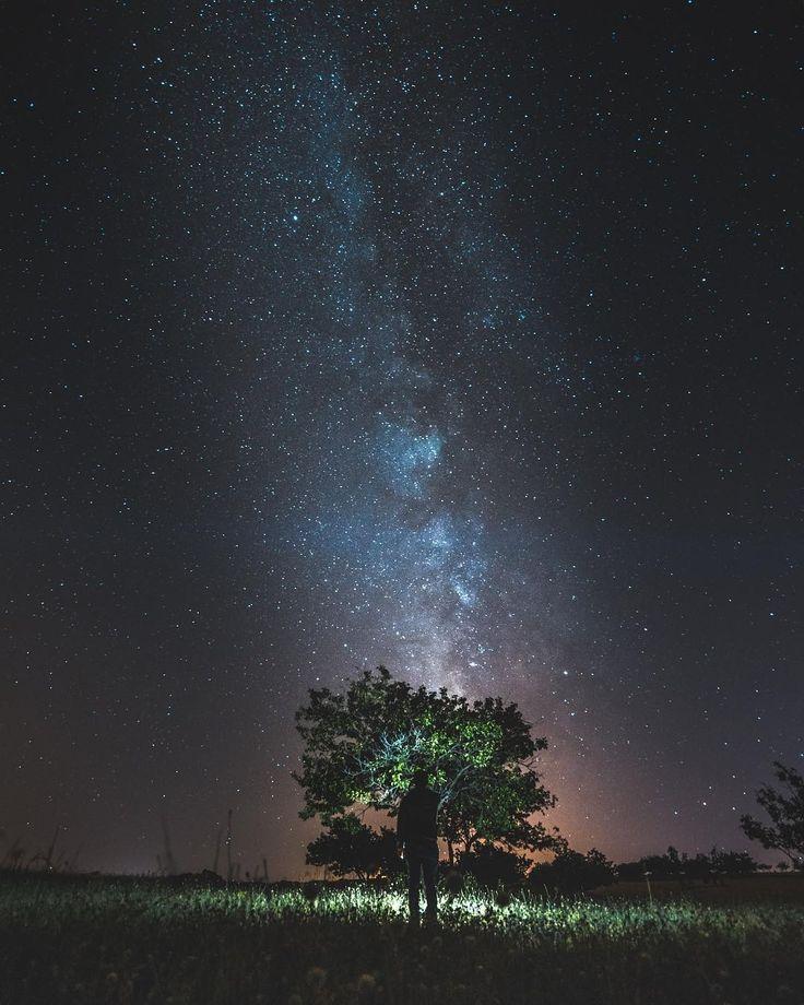 Kapadokya da gece