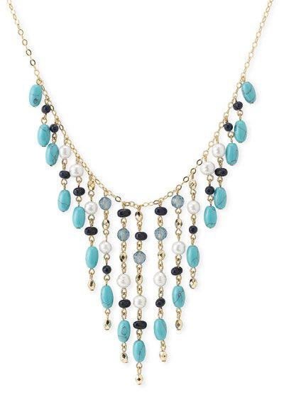 Ralph Lauren bib necklace