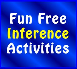 Come check out some fun, free inference activities!