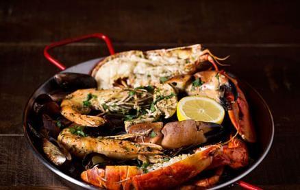 Big Easy Bar.B.Q & Lobstershack (Covent Garden)-Food 5