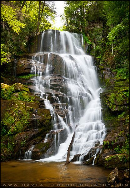 ✯ Eastatoe Falls - North Carolina. The falls is located on private property whose owners allow access. From the junction of US Highway 64 and US Highway 178 in Rosman, follow US 178 south for 3.4 miles and turn right into the private driveway.