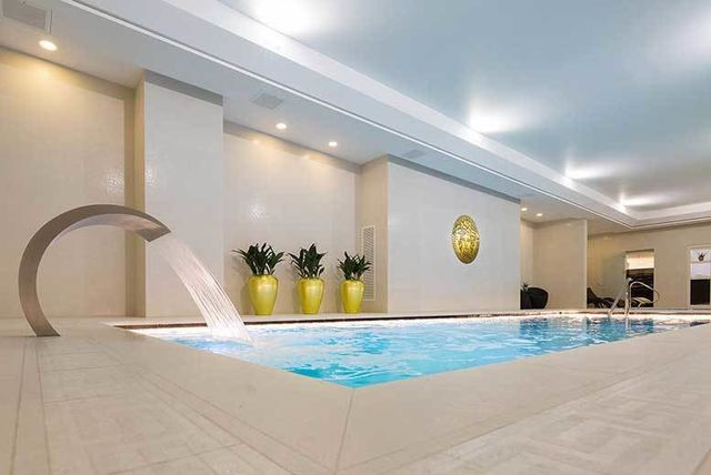 3 Treatments, Spa Access & Champagne for 1 or 2 @ 4* M By Montcalm