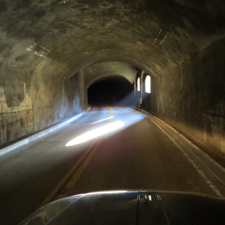 There is always light in a dark tunnel...