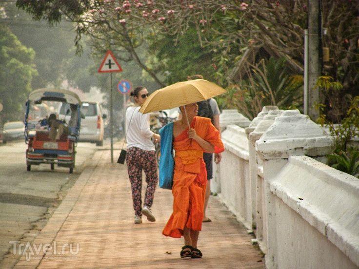 Лаос. Буддийский Луанг Прабанг