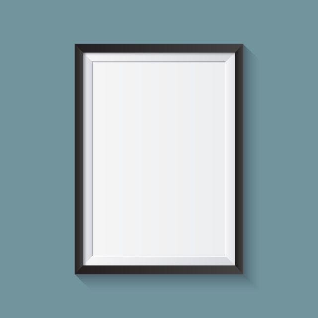 Blank A4 Frame Design Wall Poster Frame Poster Frame Design Photo Frame Design