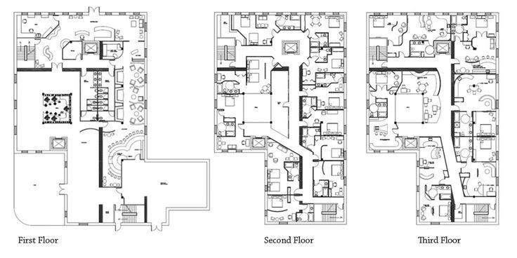 Best 25+ Hotel Floor Plan Ideas On Pinterest