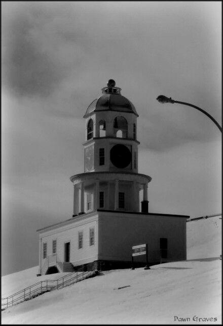 Citadel Hill Clock, Halifax, NS, Canada