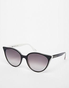 XYLUCKY Tendance d'oeil de classique Polarized lunettes de soleil couleur Film Cat lunettes de soleil , f