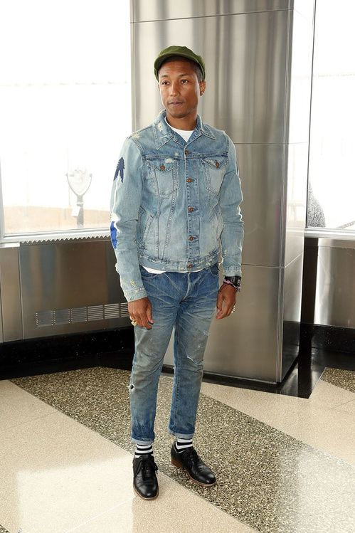 1 an de mode avec Pharrell Williams