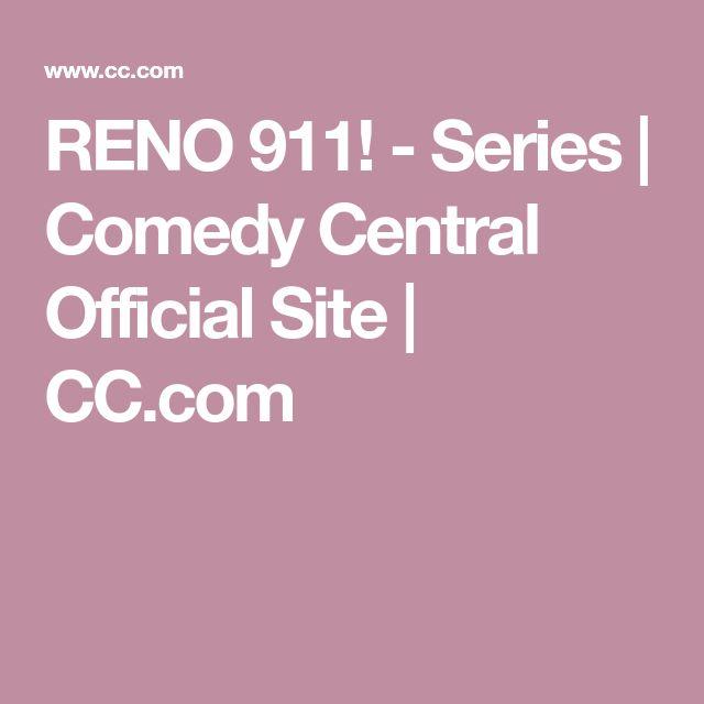 RENO 911! - Series | Comedy Central Official Site | CC.com