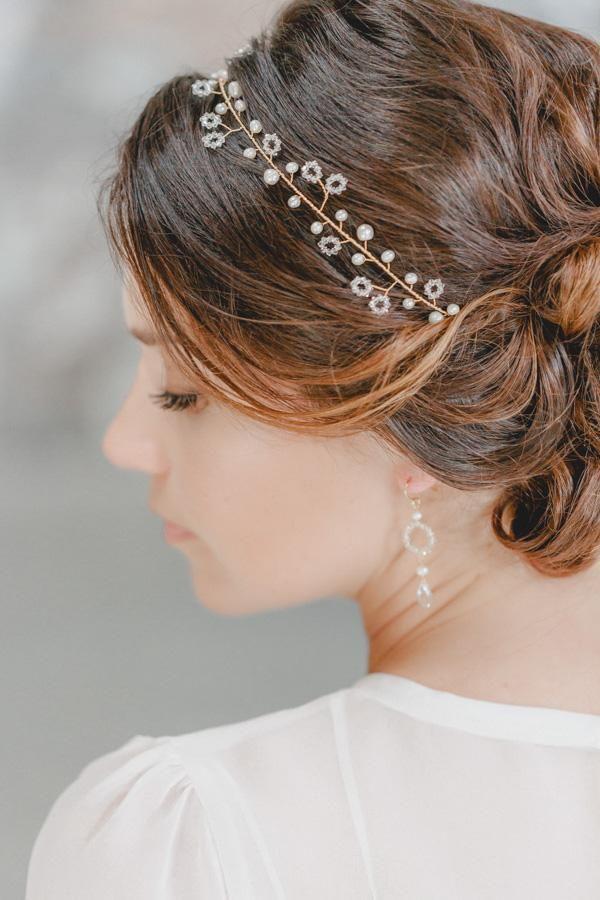 Haarschmuck Boho Mit Blumen My Everything Hochzeit Kopfschmuck Haarschmuck Haarband Hochzeit