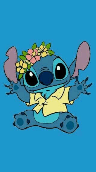 Disney Stitch Lilo Wallpapers Android Wallpaper Ipod Screensaver Phone Backgrounds Iphone 5c