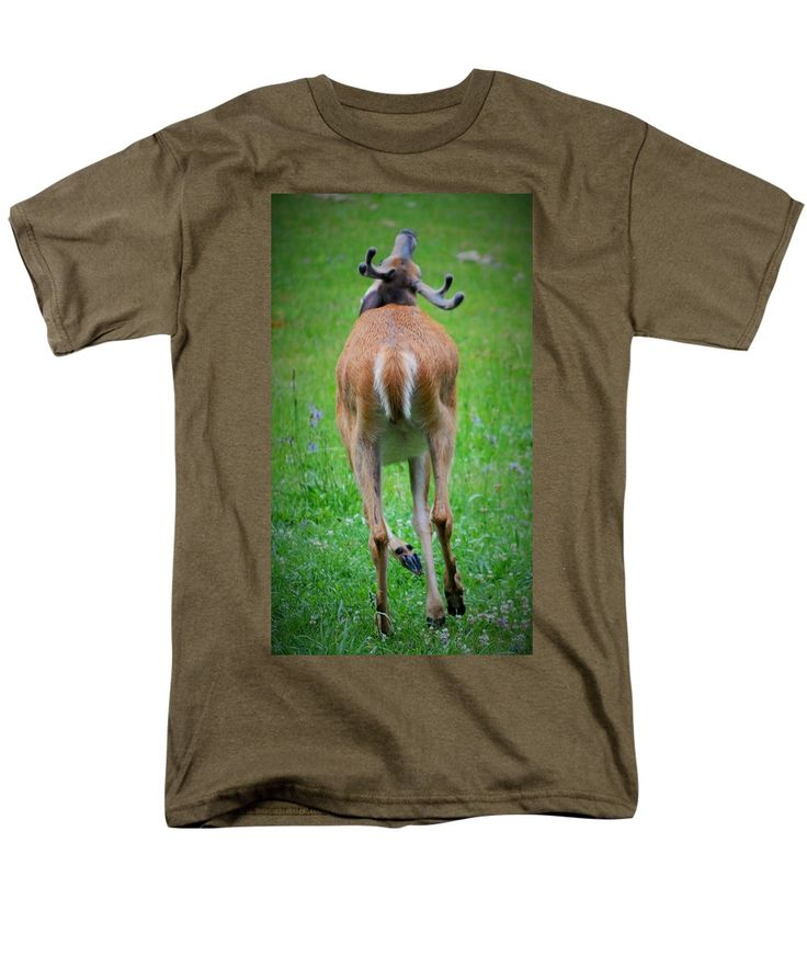 Runaway Deer T-Shirt