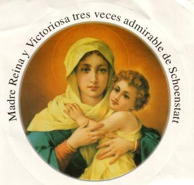 Novena en honor a la Virgen de Schoenstatt: Plegaria Preparatoria