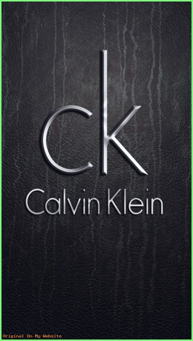 история бренда calvin klein