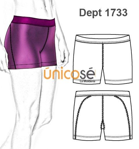 11 best Patterns - Shorts images on Pinterest Sewing patterns