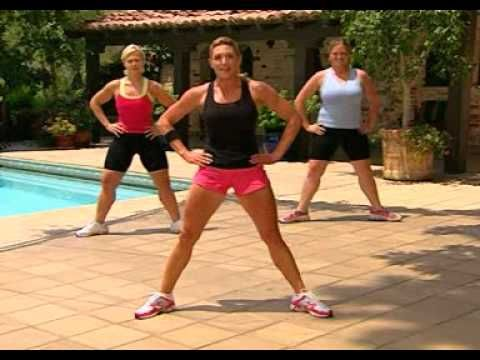The Biggest Loser workout (Thighs & Butt)