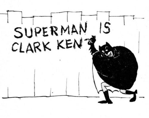 ha ha: 1962 Sergio, Batman Illustrations, Cartoon, Comic, Sergio Aragoné, Mad Magazines, Batman Things, Geeky Things, Books Spoilers