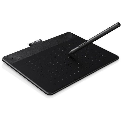MFR # CTH490PK UPC 753218989284 The Wacom Intuos Photo Pen & Touch Small Tablet brings your photos to life. Use it to create images, photo books, cards, and crafts. The Intuos Photo combines a pressur