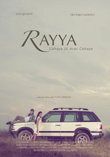 Film drama yang naskahnya ditulis oleh Emha Ainun Nadjib ini bakal tayang di bulan September ini. Bercerita tentang perjalanan batin seorang diva bernama Rayya (Titi Sjuman) yang merasa hidupnya hancur karena cinta. Rayya berusaha mencari cahaya atas dirinya sendiri ditemani oleh Tio Pakusadewo, yang bermain sebagai seorang fotografer.